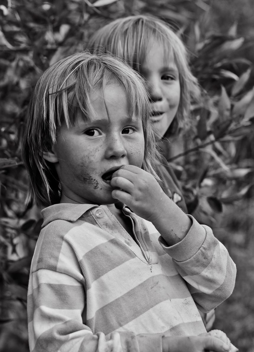 Fotografii artistice copii