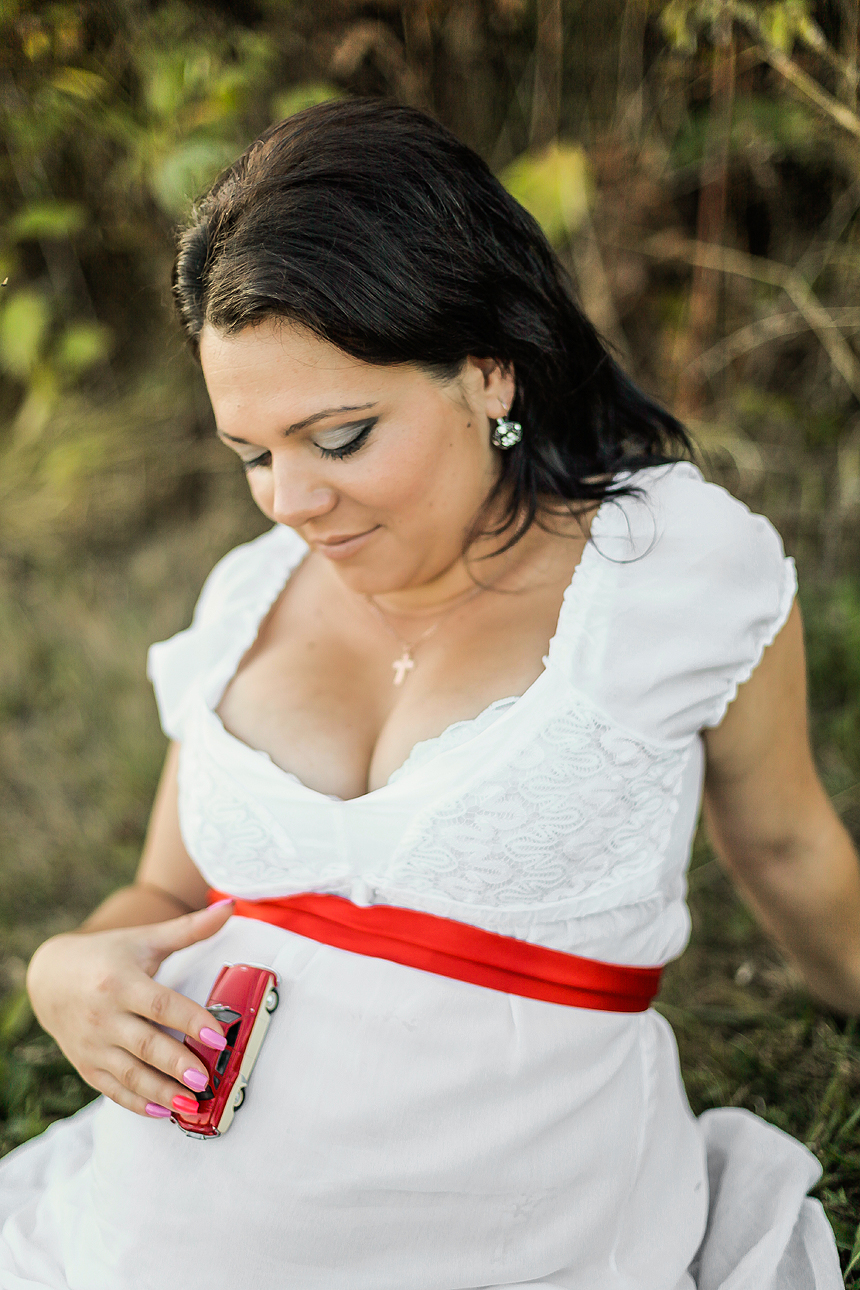 Fotografii artistice gravida