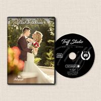 Carcase personalizate DVD
