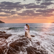 Trash the dress Thassos