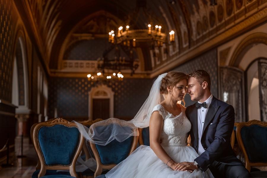 Fotografii Nunta Palatul Culturii Iasi